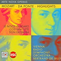Best of Da Ponte & Mozart