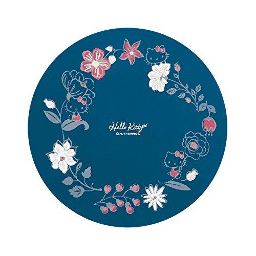 [해외]IH 용 시든 방지 매트 디자인 : 꽃/IH scorch prevention mat design: Flower