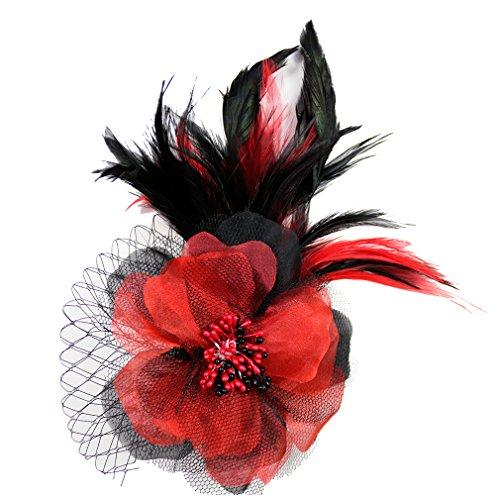 [해외]고교 입학식 그랬 성인식 2way 헤드 드레스 없었지만 고교 큰 머리 장식 fhsc18002rdbk/Corsage entrance ceremony corsage adult ceremony 2way head dress phasers corsage big hair ornament fhsc18002rdbk