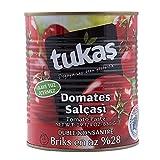 トマトペースト 28-30% トルコ産 830g 12缶 【1ケース】 Tomato Paste トマト缶 調味料 業務用