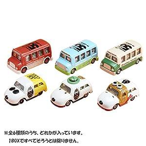 トミカ ドリームトミカ スヌーピー日本上陸50周年記念 ドリームトミカコレクション BOX