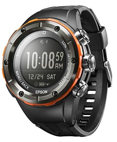 5d452ea4af [エプソン リスタブルジーピーエス フォー トレック]EPSON Wristable GPS for Trek ランニング 登山用