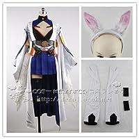 アズールレーン Azur Lane 加賀 風 豪華 セットコスプレ衣装 (オーダーサイズ製作可能)