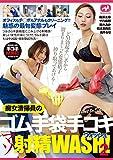 痴女清掃員のゴム手袋手コキマゾ射精WASH!2 MEGAMI [DVD]
