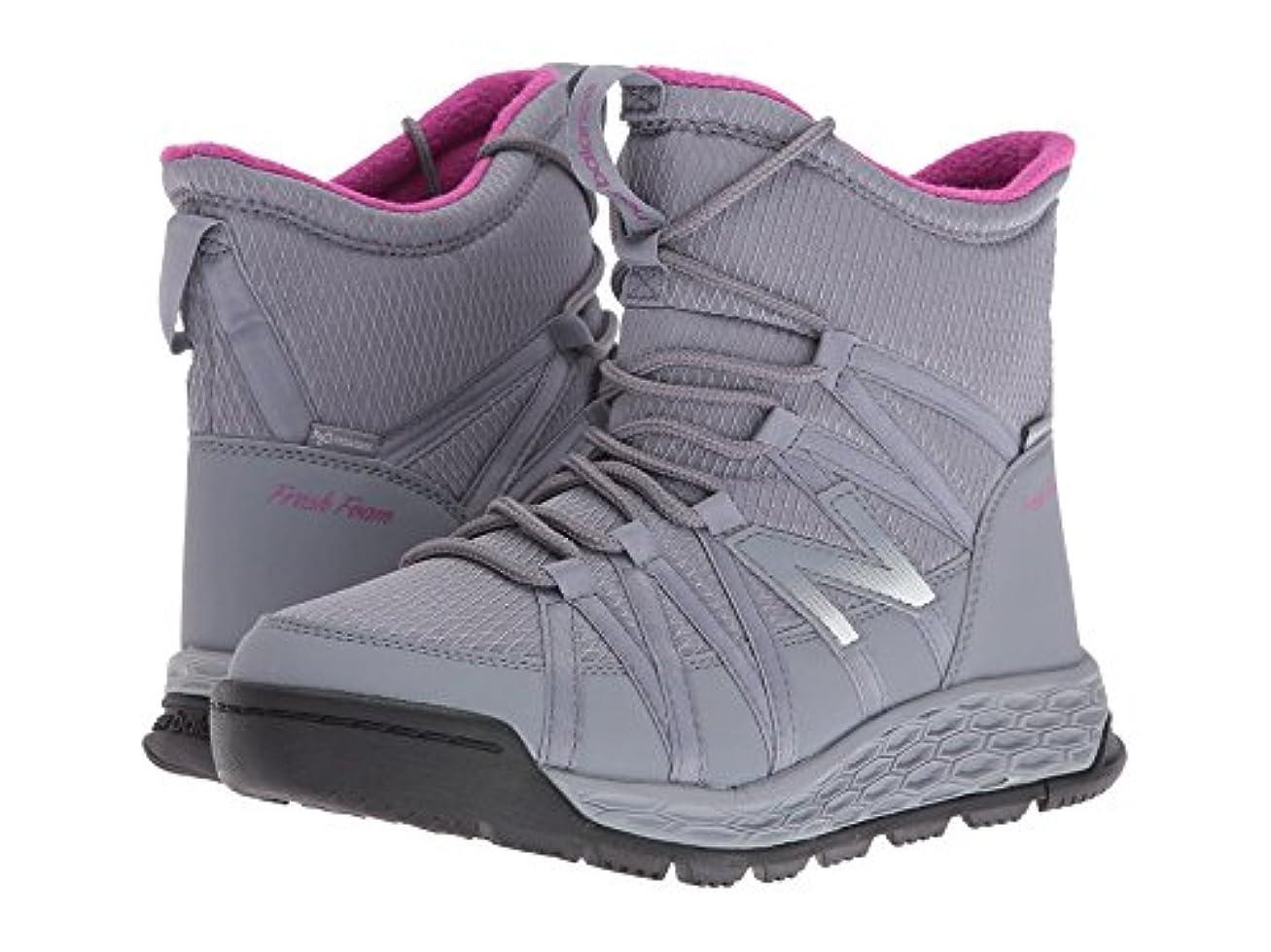 発動機周り交じる(ニューバランス) New Balance レディースブーツ?靴 BW2000v1 Grey/Grey 6 (23cm) B - Medium