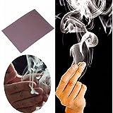 10枚入りヘルズ?スモーク マジック 手品 指先から簡単に煙が出る! クールな煙の演出に!Finger Tips Smoke Hell Smoke Trick