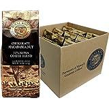 (ロイヤルコナコーヒー) チョコレート マカダミア フレーバー コナブレンド コーヒー 227g×12パック (粉)