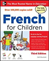French for Children with Three Audio CDs Third Edition【洋書】 [並行輸入品]