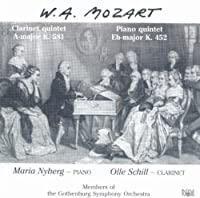 Klarinettkvintett Pianokvintet