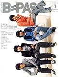 BACKSTAGE PASS (バックステージ・パス) 2009年 01月号 [雑誌]