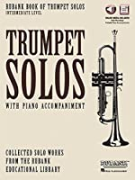 Rubank Book of Trumpet Solos: Intermediate Level - Includes Online Audio Stream or Download