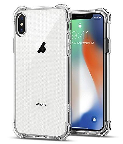 【Spigen】 iPhone X ケース, [ 米軍MIL規格取得 Qi ...