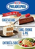 Kraft Philadelphia Cream Cheese 3 Books in 1: Ch