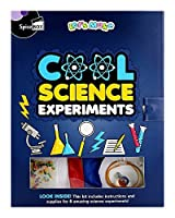 Spicebox Cool Science Experiments [並行輸入品]