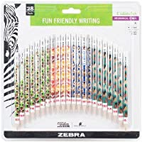 Zebra Cadoozles Fun Mechanical Pencils, 0.9mm, Assorted