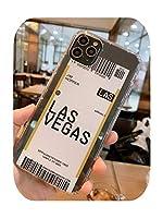 sexy-kawayi かわいいins面白いバーコードラベル電話ケースfor iphone Xs MAX XR X 7 8プラス11 11Pro 11Pro MAXクリアソフトTPUバックカバーFundas-12-for iphone 7 plus