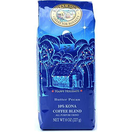 ロイヤルコナコーヒー バターピーカン 10%コナブレンド コーヒー 227g (粉)