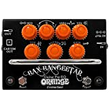 ORANGE BAX Bangeetar Guitar Pre-EQ Pedal プリアンプ/オーバードライブ BAX BANGEETAR Black
