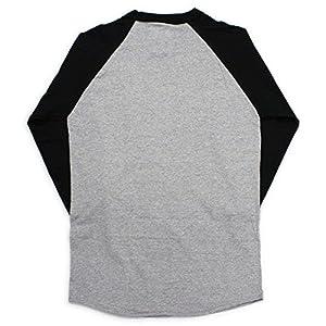 Chamipon(チャンピオン) 7分袖Tシャツ ベースボールラグラン