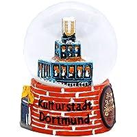 30003 S【Minium Collection】 Snowdome スノーグローブ。 Souvenir ドイツの都市