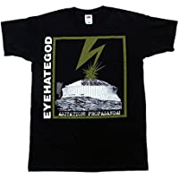 EYEHATEGOD - AGITATION PROPAGANDA アイヘイトゴッド オフィシャル バンドTシャツ ロックTシャツ Sサイズ