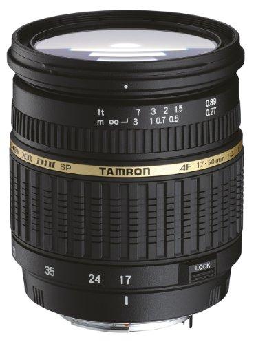TAMRON 大口径標準ズームレンズ SP AF17-50mm F2.8 XR DiII ソニー用 APS-C専用 A16S
