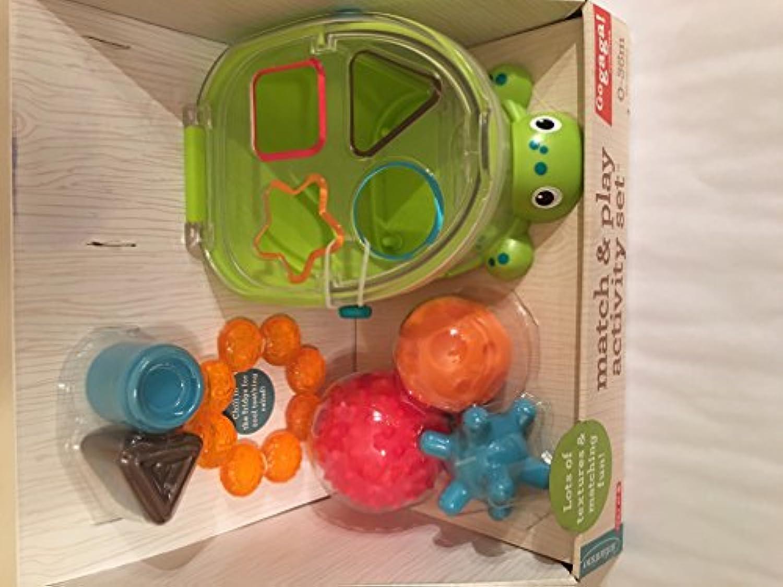Infantino Go Gaga Match & Play Gift Set
