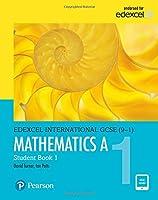Pearson Edexcel International GCSE (9-1) Mathematics A Student Book 1: print and ebook bundle