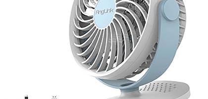 どこへでも持って行ける!デスクにも置ける超小型扇風機、安く手に入るものは? -家電・ITランキング-