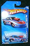 2010 HW PERFORMANCE B&M BLUE WHITE AND RED 04 OF 10 PRO STOCK FIREBIRD by Hot Wheels