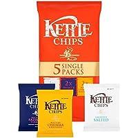 ケトルチップスはパックあたり30グラム×5を詰め合わせ - Kettle Chips Assorted 30g x 5 per pack [並行輸入品]