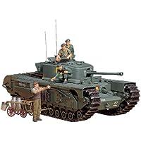 タミヤ 1/35 ミリタリーミニチュアシリーズ No.210 イギリス陸軍 歩兵戦車 チャーチル Mk.VII プラモデル 35210