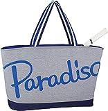 パラディーゾ(PARADISO) テニス ビッグトート TRA670 ブルー(BL)
