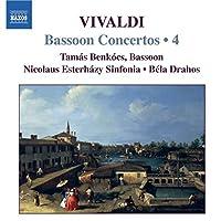 Vivaldi: Bassoon Concertos Vol. 4 (2007-02-27)