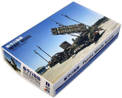 1/48 パトリオットシステムシリーズ 航空自衛隊ミサイルシステム
