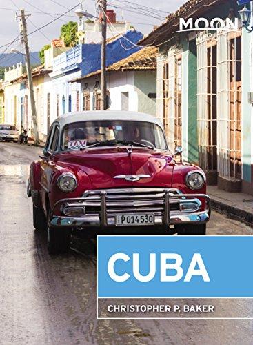 Moon Cuba (Travel Guide) (English Edition)