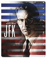 【Amazon.co.jp限定】JFK<ディレクターズ・カット/日本語吹替完声版>スチールブック仕様ブルーレイ(初回生産限定) [Blu-ray]