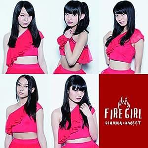 FIRE GIRL [TYPE-C]