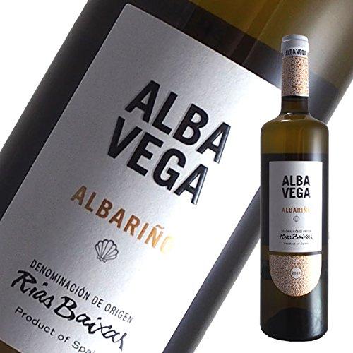 アルバ・ベガ・アルバリーニョ[2014]リオハ・ベガ(白ワイン・スペイン)