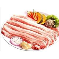 豚バラ肉 サムギョプサル1kg バラ肉 冷凍