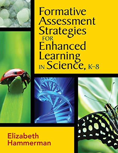 Download Formative Assessment Strategies for Enhanced Learning in Science, K-8 (NULL) 1412962978