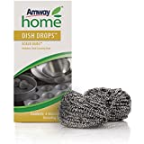 Amway Scouring Pads/Scrub Buds - Stainless Steel - 4 Pack