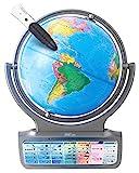 ドウシシャ しゃべる地球儀 パーフェクトグローブ HORIZON ホライズン