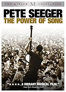 Pete Seeger: The Power of Song [DVD] [Import]