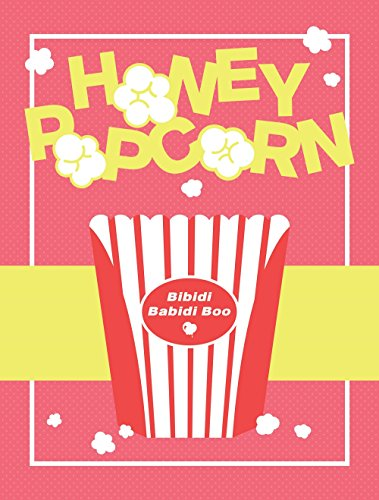 ハニー・ポップコーン HONEY POPCORN - Bibidi Babidi Boo (1st Mini Album) CD+Booklet [韓国盤]