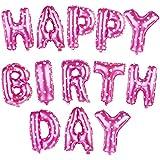 OUYOU バルーン アルミ風船 HAPPY BIRTHDAY 飾り付け 誕生日 ウェディング パーティー 誕生日おめでとう!