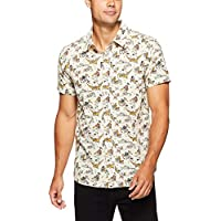 The Critical Slide Society Men's EL NINO SS Shirt, Blanc