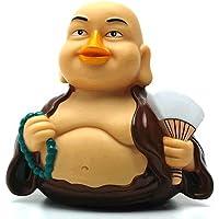 CelebriDucks Fortune Buddha RUBBER DUCK Bath Toy [並行輸入品]