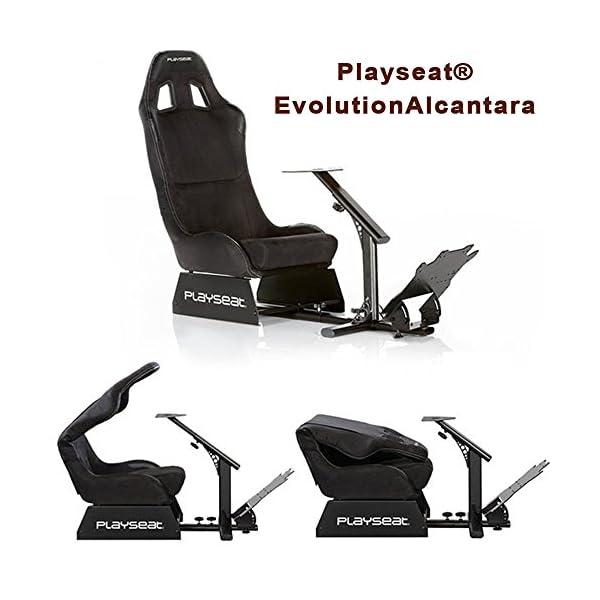 プレイシート エボリューション アルカンタラ NEWの商品画像