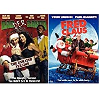 Bad Boys of Christmas Collection - Badder Santa & Fred Claus [並行輸入品]